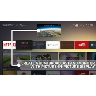 DigiSender XDS 4K - UHD Video Sender + SuperSmart Media (DGXDS11X2)